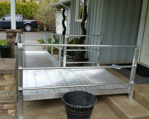Ramp Installation